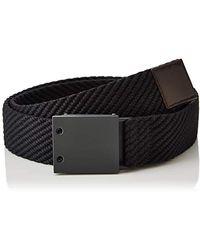 G-Star RAW Xemy Webbing Belt - Black