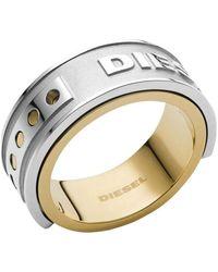 DIESEL Dx1214040-10 S Ring - Metallic