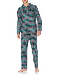 Esprit Xhanty Nw Ocs Pyjama Longsleeve Pyjama Set - Blue