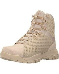 Under Armour - Stryker Military And Tactical Boot - Lyst