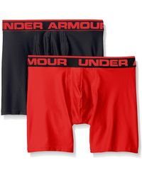 Under Armour Original Series 6 Boxerjock 2-Pack - Multicolore