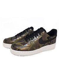 763a2b425045f Air Force 1 '07 Lv8 Gymnastics Shoes - Green