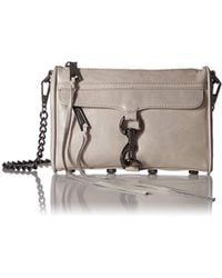 Rebecca Minkoff - Mini Mac Convertible Cross-body Bag - Lyst