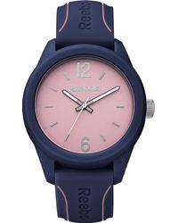 Reebok - Spindrop orologio da donna blu - Lyst