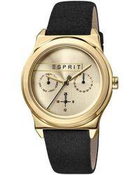 Esprit ES1L077L0025 Magnolia Multi Gold Black Montre s - Métallisé