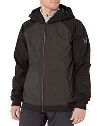 Billabong Downhill Softshell Snowboard Jacket - Black
