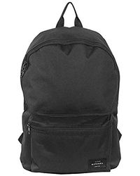 Rip Curl Dome Pro Backpack - Black
