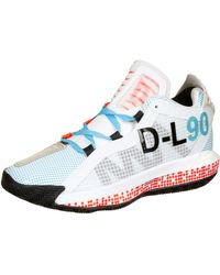 adidas Dame 6 Chaussures de Basketball Blanc