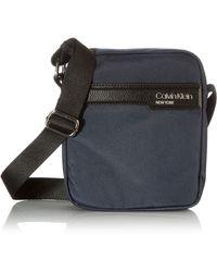 Calvin Klein , REPORTER S , bleu, 28 Inches, Extra-Large