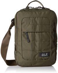 Jack Wolfskin 's Trt Utility Shoulder Bag - Green