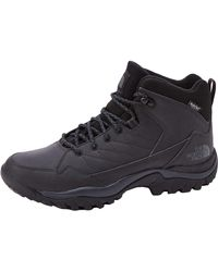 The North Face M Storm Strike 2 Wp High Rise Hiking Boots - Black