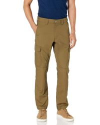 Goodthreads Athletic-Fit Bedford Cord Pant Casual - Bleu