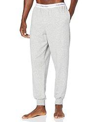 Calvin Klein Jogger Sporthose - Grau