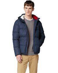 Tommy Hilfiger Herren TJM Essential Down Jacket Jacke - Schwarz