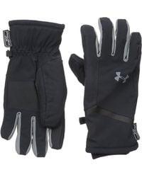 Under Armour Windstopper 2.0 Gloves - Black