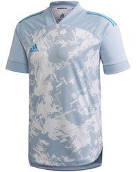 adidas - CON20 JSY PB T-Shirt - Lyst