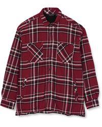 Regatta Thamos Camisa - Rojo