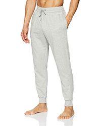 Calvin Klein Jogger, Pantalones de Pijama para Hombre - Gris