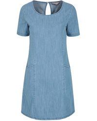 Mountain Warehouse 100% Cotton Ladies Summer - Blue