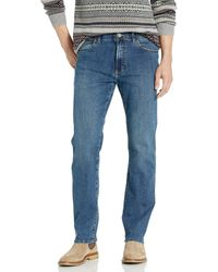 Lee Jeans Performance Series Extreme Motion Regular Fit Jean - Blue