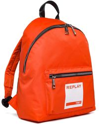 Replay Fu3062.000.a0021b Adults' Backpack - Orange
