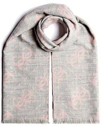 Guess Not Coordinated Scarf Grey - Gris