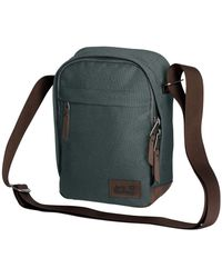 Jack Wolfskin Heathrow Shoulder Bag - Grey