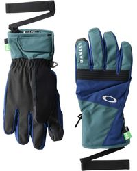 Oakley Roundhouse Short Glove 2.5 - Blue