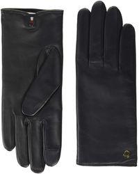 Tommy Hilfiger Female Th Gloves Winter Accessory Set - Black