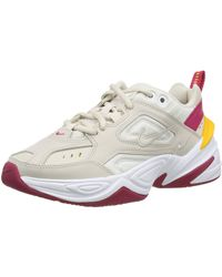 grigio documentario Formica  Nike Leather M2k Tekno W in Pink - Save 49% - Lyst