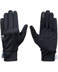 Roxy Sous-gants de snowboard/ski Polartec® - - M - Noir