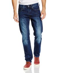 G-Star RAW Stean Tapered Jeans - Blue