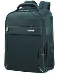 Samsonite Tablet Backpack Sac à Dos Loisir, 39 cm, 21 - Bleu