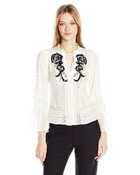 Nanette Lepore - Lucky Day Top - Lyst