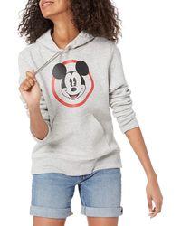 Amazon Essentials Disney Star Wars Fleece Pullover Sweatshirt Hoodies Fashion - Rouge