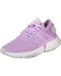 adidas Clear Lilac Pod S31 Femmes Chaussures - Violet