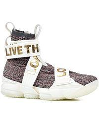 cheaper 8e277 03bb7 Nike Lebron 15 Lif 'kings Crown' in Black for Men - Lyst