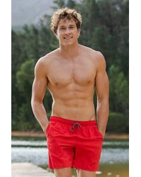 Mountain Warehouse Fast Dry Swimming - Red