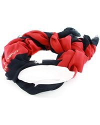 Tommy Hilfiger Tommy Signature Scarf Arizona Red - Rouge