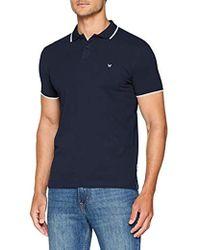 Wrangler Polo T-shirt - Blue