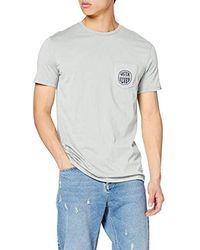 Quiksilver Quik Paradise Tee-shirt - Gray
