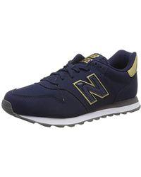 New Balance 500, Zapatillas para Mujer - Azul