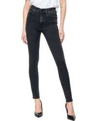 Replay Leyla Jeans Skinny, - Multicolore