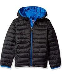 Amazon Essentials - Hooded Puffer Jacket Outerwear-Jackets - Lyst