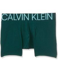 Calvin Klein Statement 1981 Trunk - Green
