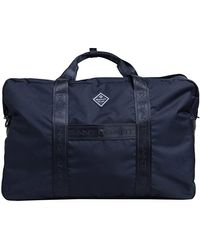 GANT D1 Sports Bag - Blue