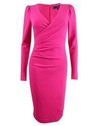 RACHEL Rachel Roy Romy Dress - Red