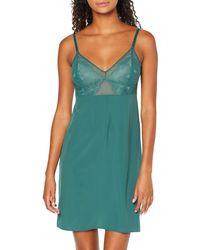Triumph Womens Lace Spotlight Ndw 02 Nightie - Green