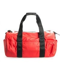 DIESEL Bold Duffle - X05477 P1705 | F-Bold Duffle - SIZE One - Rosso
