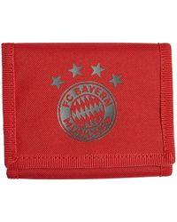 adidas FCB Wallet Porte-Monnaie - Rouge